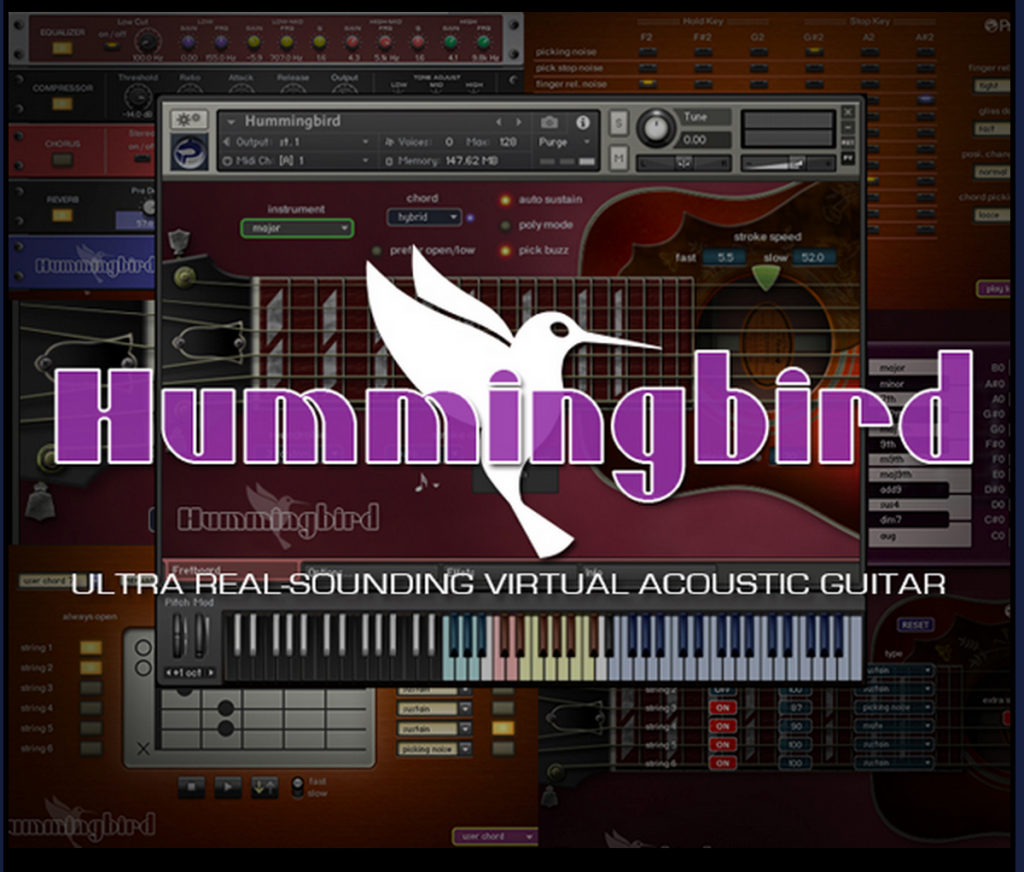Prominy Hummingbird クイックガイド