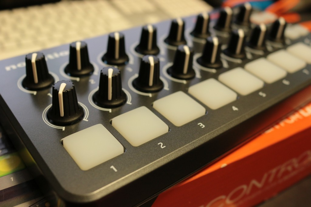 novation LAUNCHCONTROL買いました!