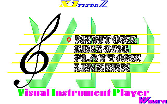 X1 Visual Instrument Player