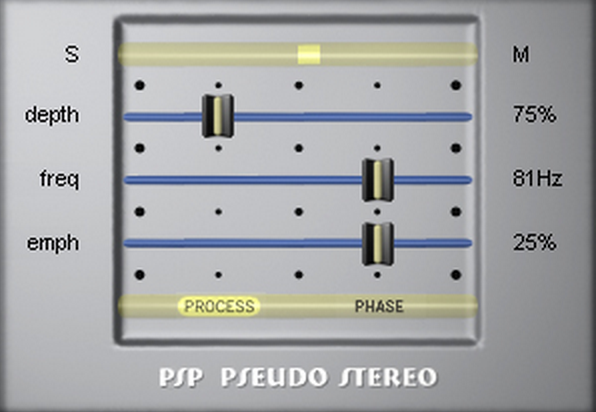 PSP StereoPack plug ins