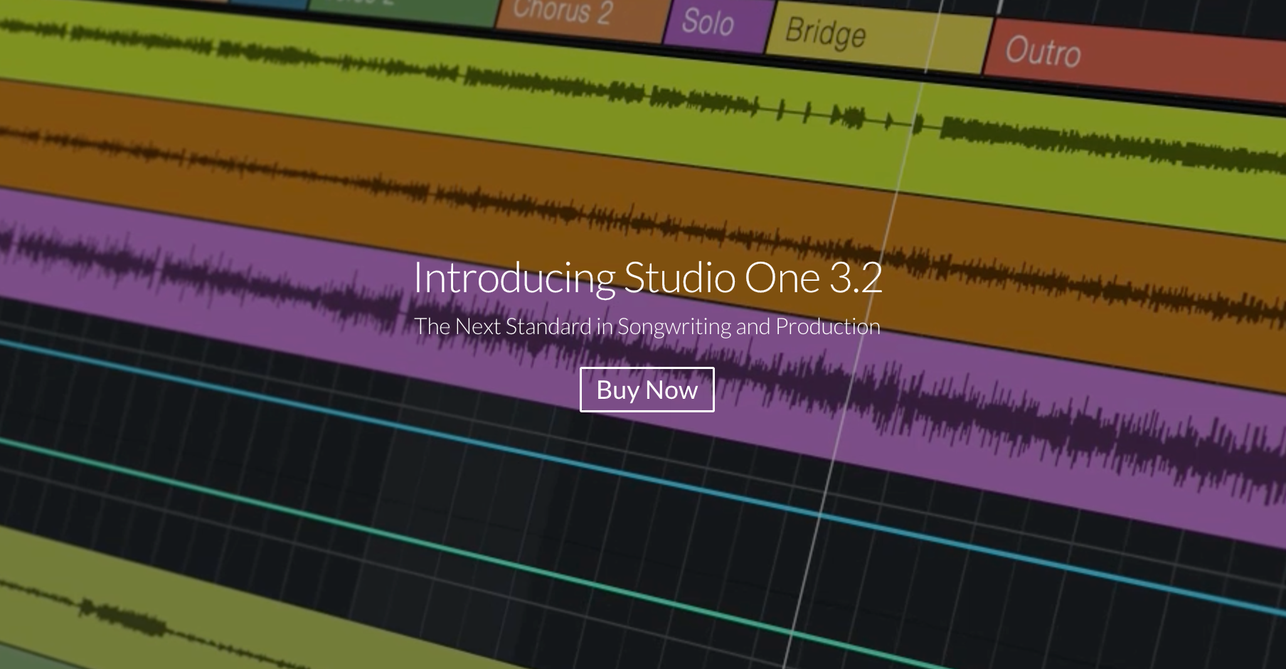 StudioOne3.2で何が変わったかをショートカットの追加で確認してみた